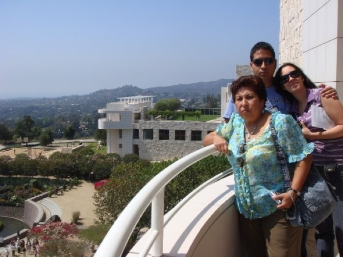 Visitando el Getty Center